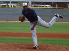 The lefty Hillman will likely pitch in Mahoning Valley later this year - Joseph Coblitz, BurningRiverBaseball.com